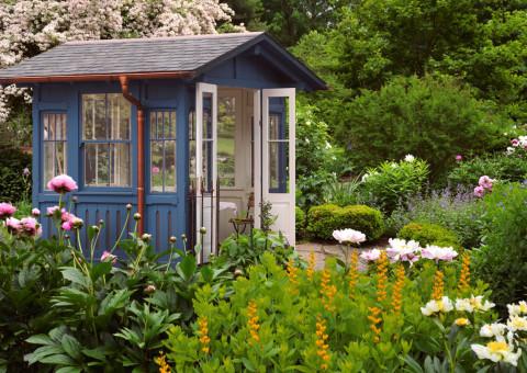 Das Gartenhaus | My blog